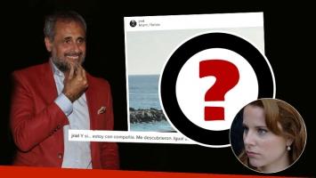 Jorge Rial y un comentario súper pícaro tras la confirmación de embarazo de Agustina Kämpfe