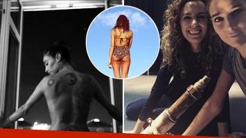 Juana Viale y la polémica foto que ¿le censuraron en Instagram? (Foto: Instagram)