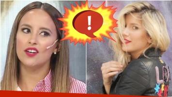 La respuesta de Laurita Fernández tras las fuertes declaraciones de Lourdes Sánchez (Fotos: Captura e Instagram)