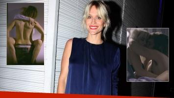Brenda Gandini habló de las escenas hot que hizo con Franco Masini