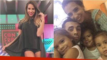 Cinthia Fernández abandona el país para irse a vivir a Ecuador con Matías Defederico y sus hijas. Foto: Web