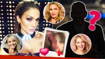 JLo publicó por error una foto de su nuevo novio famoso ¡y la borró!: conocé al latin lover que ya conquistó a Madonna, Cameron Díaz y Kate Hudson