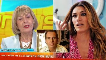 Mabel Ibáñez, enojadísima con Flor de la Ve