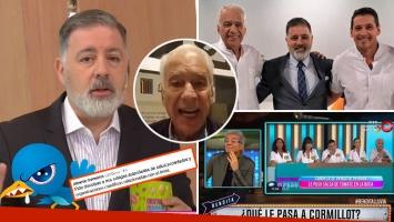 ¿Alberto Cormillot renuncia a Cuestion de Peso?