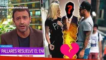 El Pollo Álvarez sería el tercero en discordia entre Laurita Fernández y Fede Bal