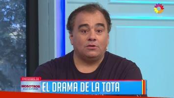 El drama de la Tota Santillán