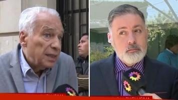 Alberto Cormillot explicó sus críticas a Cuestión de peso, y Fabián Doman opinó