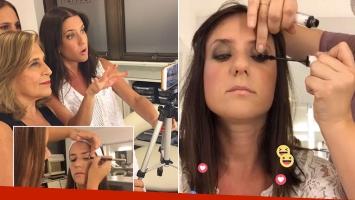 No te pierdas los tutoriales de maquillaje de Ciudad.com en Facebook Live.