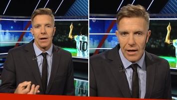 La feroz crítica de Alejandro Fantino a la Selección tras el magro triunfo ante Chile