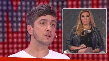 Jey Mammon confesó su conflicto con Florencia de la Ve