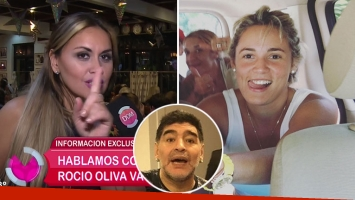 Verónica Ojeda contra Rocío Oliva