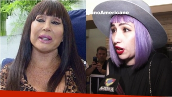 Moria Casán salió a defender a Sofía Gala en Infama: