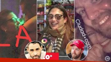 Barbie Vélez habló de su foto mimosa con Pollo Álvarez ¿y le tiró onda a Polito Pieres?