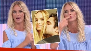 Sabrina Rojas y un pícaro sincericidio sobre el comienzo de su relación con Luciano Castro