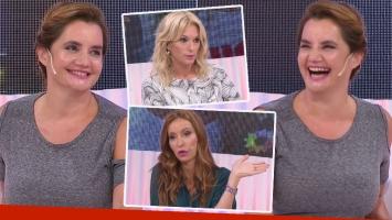 La confesión hot de Nancy Pazos en TV (Foto: web)