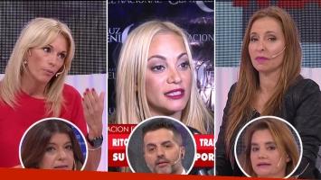 Ángel de Brito confirmo a María Eugenia Ritó para Bailando 2017 y Yanina Latorre abrió la polémica: