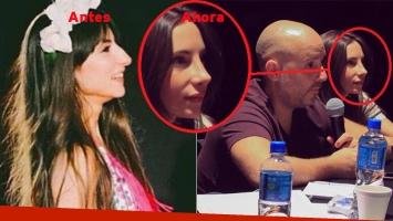 ¿Magui Bravi se operó la nariz? Las fotos del presunto antes y el después