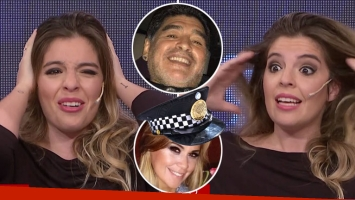 Dalma Maradona disparó contra Verónica Ojeda por sus confesiones hot de su relación con Diego