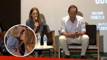 Luisana Lopilato habló por primera vez de la salud de Noah.