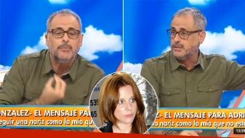 Jorge Rial y su comentario al pasar tras la confirmación del embarazo de Kämpfer