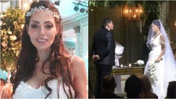 Natalia Fassi le negó a Ciudad.com el rumor de una crisis sentimental con su marido. Foto: Twitter