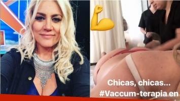 El destape de Débora D'Amato, la panelista de Intrusos: se animó y mostró su cola en Instagram. Foto: Captura/ Instagram