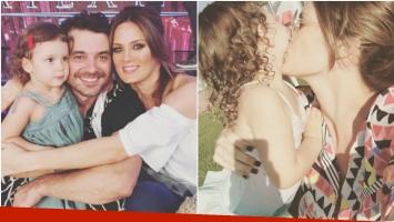 La divertida reacción de la Olivia cuando Paula Chaves le dijo que Pedro Alfonso es su marido (Fotos: Instagram)