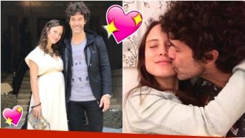 El tierno mensaje de Mariano Martínez a Camila Cavallo en el día de su cumpleaños (Fotos: Instagram)