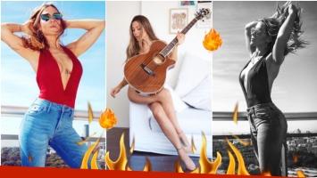 Las fotos mega sexies de Jimena Barón en Instagram (Fotos: Instagram)