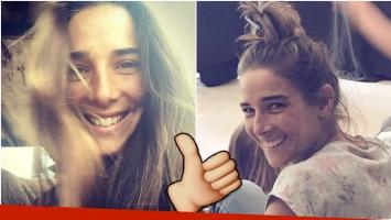 La reflexión de Juana Viale tras cumplir 35 años (Fotos: Instagram)