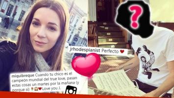 ¡Nuevo amor! Micaela Breque, enamorada de un pianista internacional, 14 años mayor: su truculento pasado