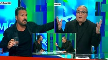 Ricardo Arjona contra Camilo en CNN