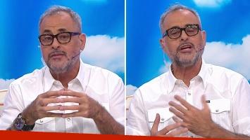 Jorge Rial reveló cuál era su técnica para conquistar