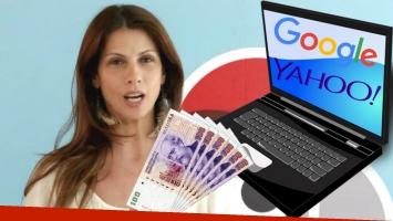 Analía Maiorana le ganó un juicio a Google y Yahoo! por 1.800.000 pesos
