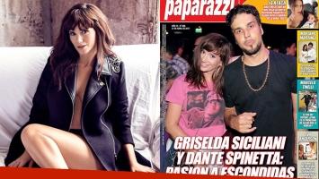 Griselda Siciliani y Dante Spinetta