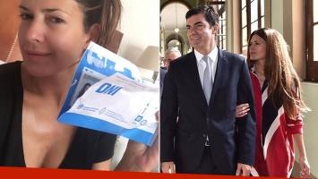 Isabel Macedo, feliz por su cambio de residencia (Foto: Instagram)