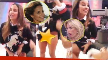 Yanina Latorre desnudó a Lourdes Sánchez y mostró el momento en Twitter (Fotos: Captura y Web)