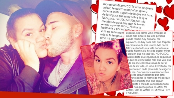 Morena Rial, fuerte declaración de amor pública a su novio (Foto: Instagram)
