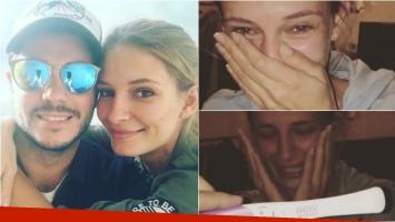 Nicolás Magaldi anunció en Instagram que será padres por primera vez con su novia Betiana Wolenberg