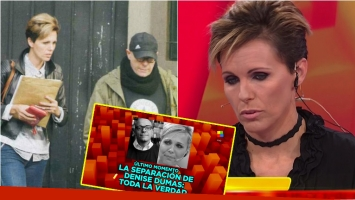Denise Dumas habló en Infama sobre los rumores de crisis con Campi:
