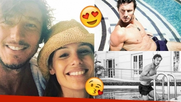 Pampita, orgullosa de Pico Mónaco, mostró sus fotos sexies en Instagram.