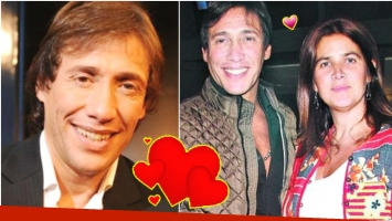 Fabián Gianola se reconcilió con su mujer Verónica Suárez