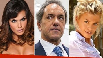 Sofía Clérici y los rumores de romance con Scioli
