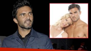 Fabián Cubero, tajante tras la ruptura con Nicole Neumann