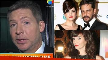 Adrián Suar, sobre la polémica entre Griselda Siciliani y Araceli González. Foto: Captura/ Web
