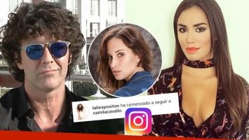 Mariano Martínez, luego de que Lali siguiera por error a su novia en Instagram