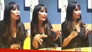 Moria Casán estuvo en el programa 200 de #UnaTardeCon y reveló un inédito momento de su vida.