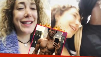 nita Pauls mostró al candidato que conoció por Tinder en Nueva York: