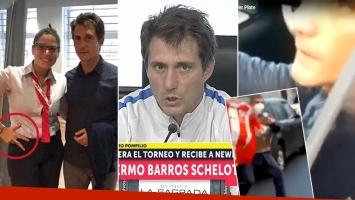 Guillermo Barros Schelotto habló de las burlas de los hinchas de River