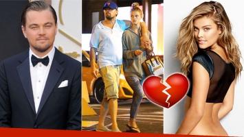 Leonardo DiCaprio se separó de su novia danesa, Nina Agdal